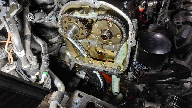 Замена ГРМ,ремонт двигателей чистка клапанов на tsi fsi gdi ecco boost