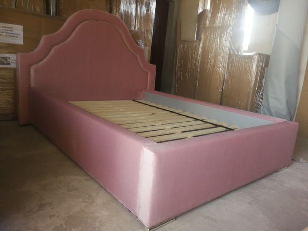 ŁÓŻKO SYPIALNIANE -SWEET MIA-eleganckie,stylowe, łóżko dla dziewczynki
