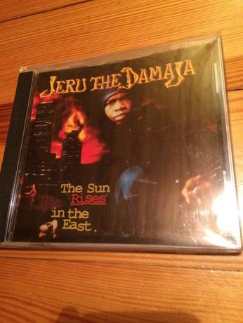 Jeru The Damaja The Sun rises In The East 1 wydanie
