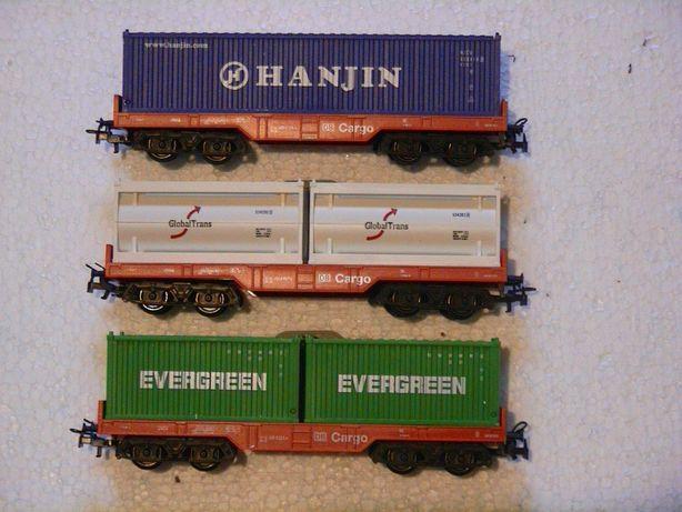Wagon kontenerowy Marklin H0
