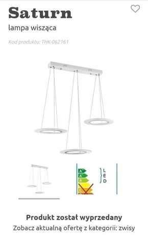 Lampa SATURN BRW (THK-062161)