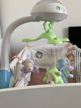 Мобиль на детскую кроватку Сон Бабочки