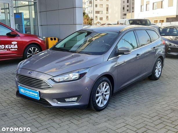 Ford Focus Salon Pl Fvat 23% Titanium Lpg