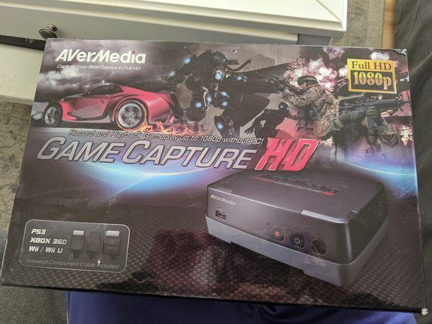 Aver Media game capture HD nagrywarka