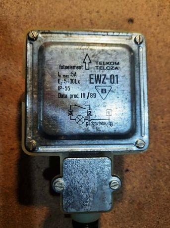 Elektroniczny wyłącznik zmierzchowy EWZ – 01, PRL, retro, nieużywany