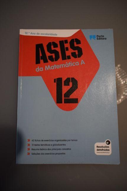Ases da Matemática A 12, Porto Editora