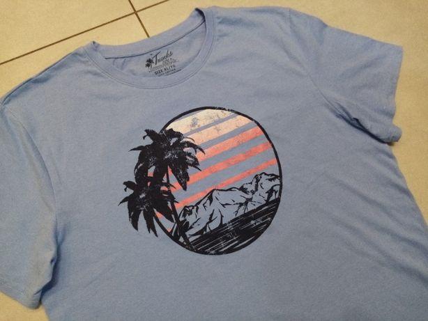 SURF & SWIM - NOWA!!! Markowa Koszulka Męska rozmiar L
