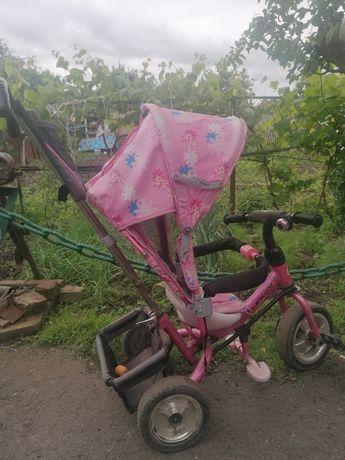 Велосипед 3-х колісний, дитячий