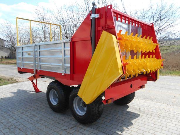 Rozrzutnik Obornika JOL-MET (6T) nowy fabrycznie 2020r. cena brutto