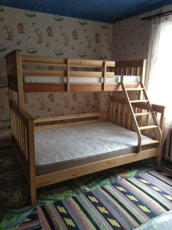 Кровать 2- х ярусная .