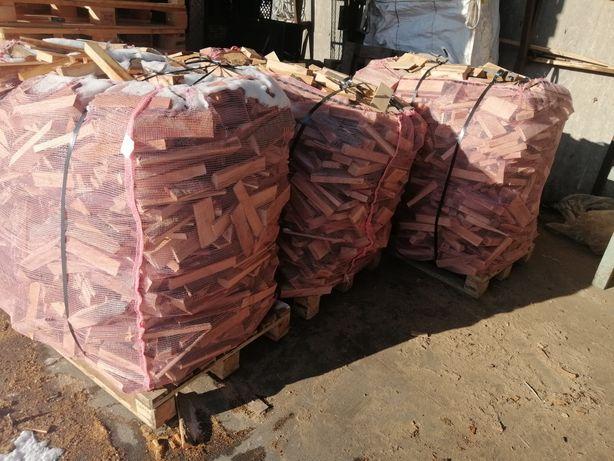 Drewno opałowe paleta 120x80x100 bukowe