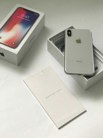 iphone X 256 gb - как новый !