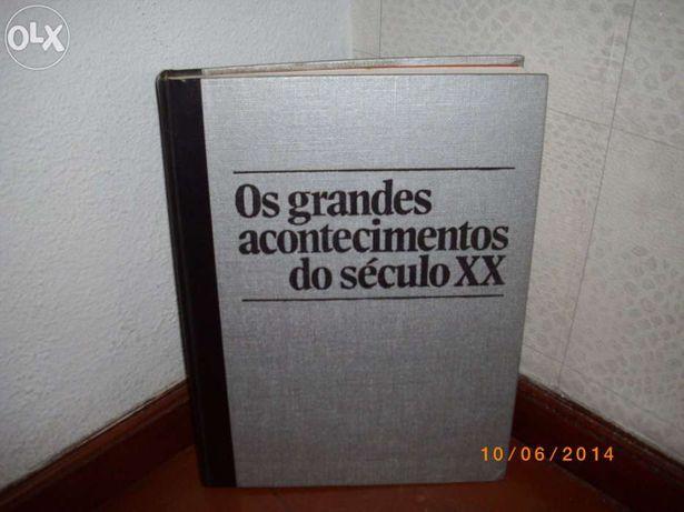 Livro Os grandes acontecimentos do século XX
