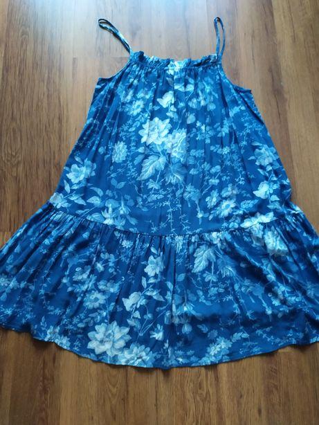 Sukienka H&M rozm 38 luźna oversize