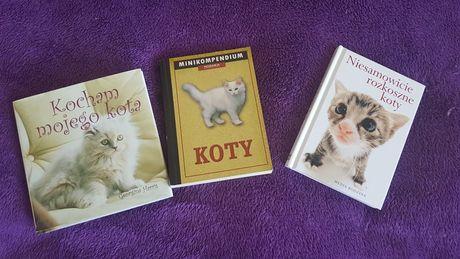 Książeczki o kotkach