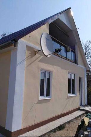 Продам дом в Очакове с видом на море