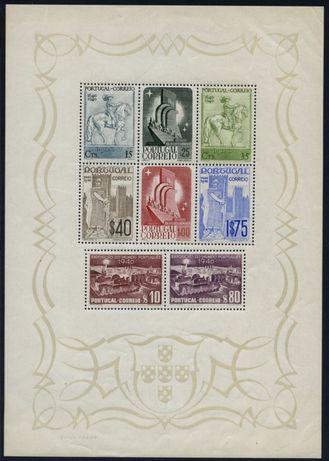 SELOS - Bloco Nº2 de Portugal, 1940, estado MNH