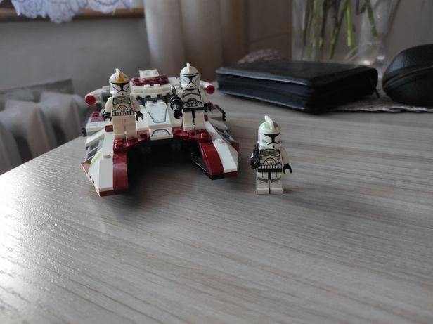 Lego gwiezdne wojny klony