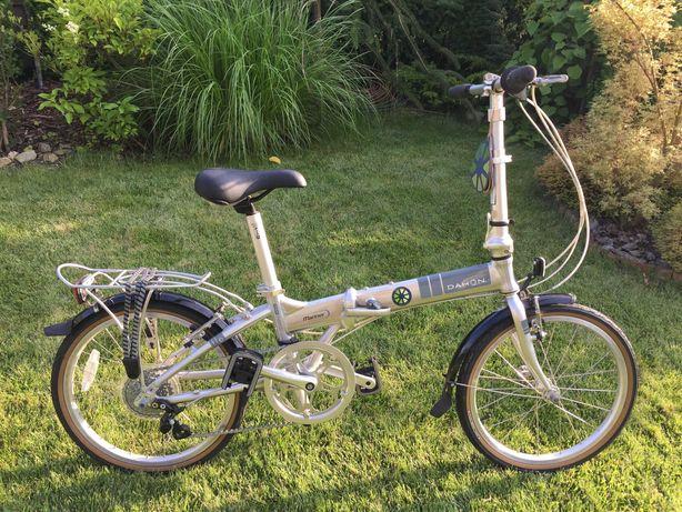 Nowy rower Dahon składak