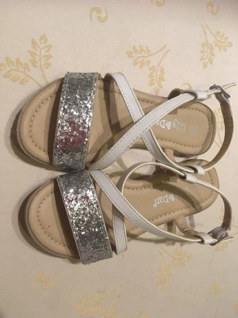 Sandaly buty dla dziewczynki