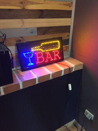 Tablica reklamowa LED BAR