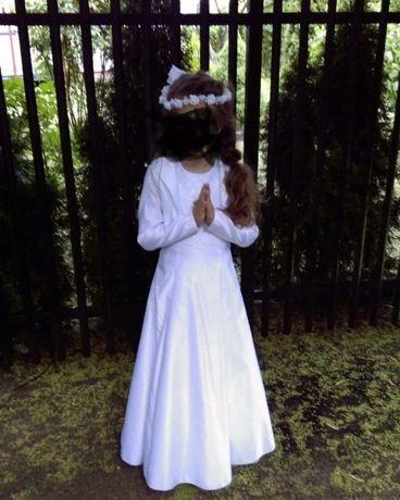 Alba / Sukienka komunijna ! Jest prześliczna stan idealny .
