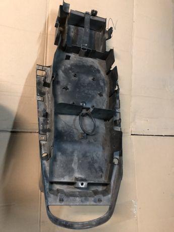 Yamaha r6 rj03 wypelnienie ogona zadupka przed lift
