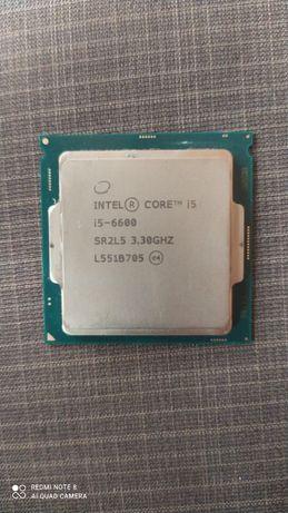 Intel Core i5 6600 box 3.30 GHZ