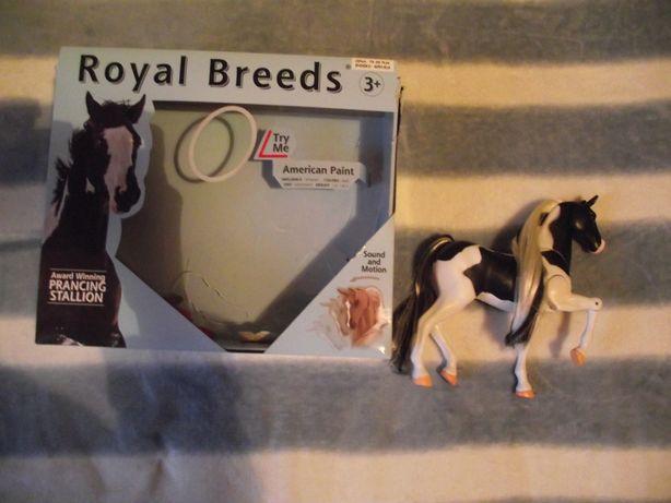 Koń Royal Breeds-dźwiękowy