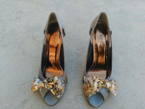 Sapatos cerimónia (NOVOS)