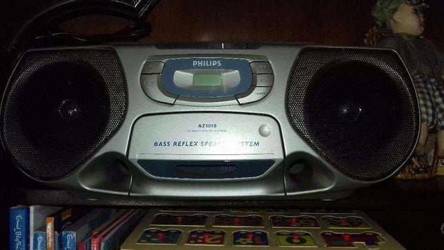Radio grande antigo