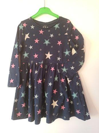 Ubranka dla dziewczynki rozm. 98