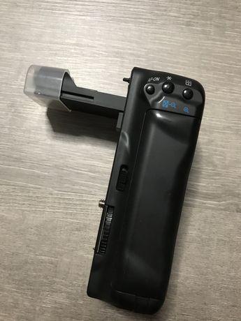 Батарейный блок Phottix BP-5D MKII (Canon BG-E6) + подарок аккамулятор