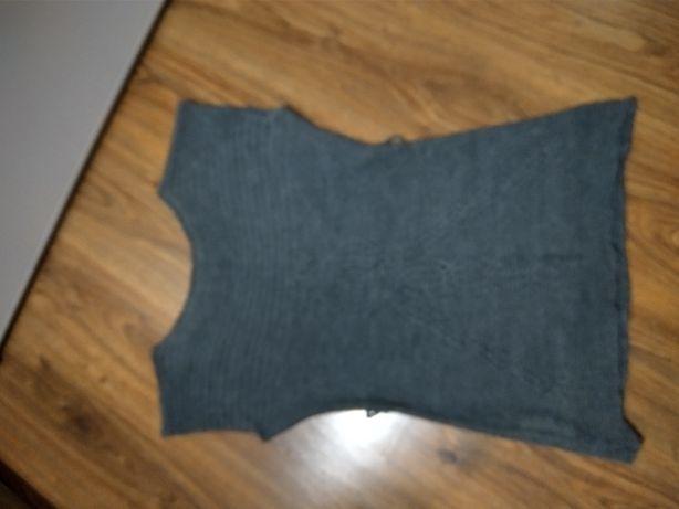 Szary sweterek r L