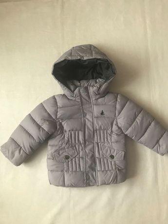 Куртка для мальчика (весна-осень) рост 100 см