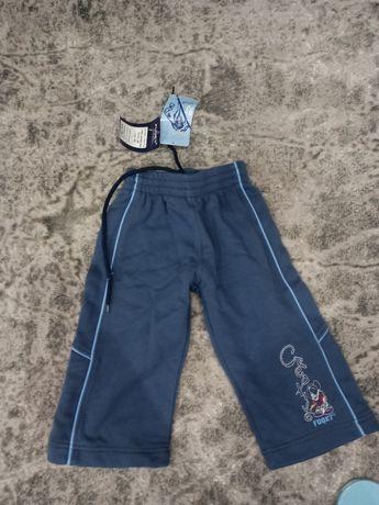 Nowe spodnie dla chłopca rozmiar 80 polska produkcja