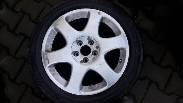 Alufelga 17 cali Peugeot 607