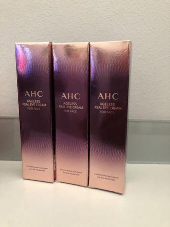 AHC Ageless Eye Cream Koreanski krem pod oczy