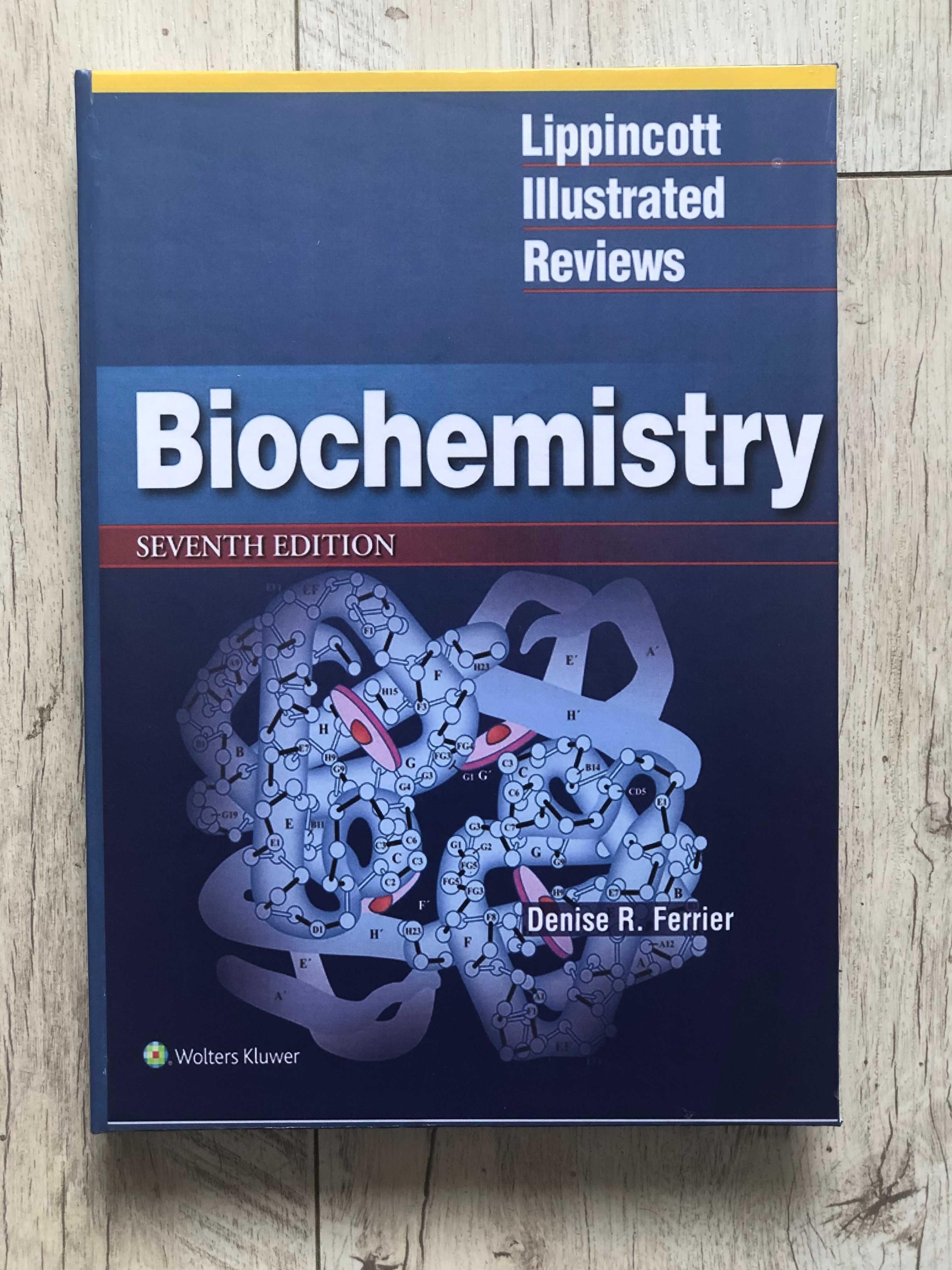 Lippincott's Illustrated Reviews: Biochemistry,7th/USMLE/IFOM/Биохимия