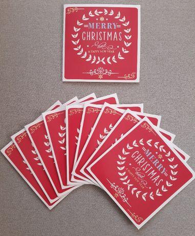 Открытки новогодние, рождественские Winterworks