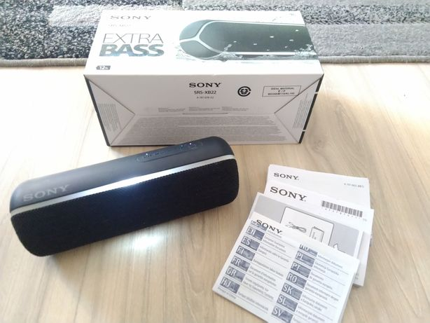 Głośnik Sony SRS-XB22
