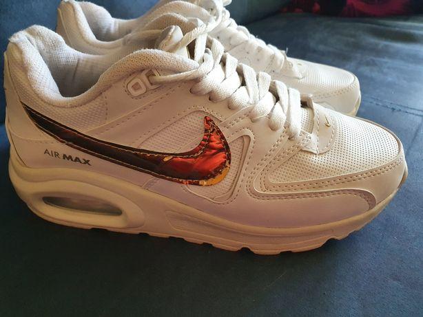 Nike air max złota łyżwa rozm.36 idealne
