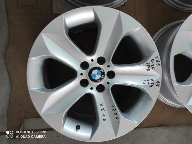 285 Felgi aluminiowe ORYGINAŁ BMW R 19 5x120 X5 X6 Bardzo ładne