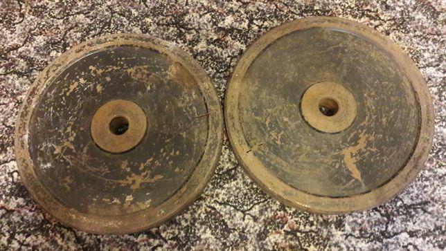 Obciążenie 2x30kg fi 32 mm