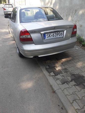DAEWOO NUBIRA  samochód do jazdy benzyna gaz..