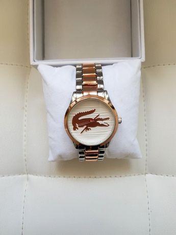 Zegarek damski Lacoste w pudełku nowy
