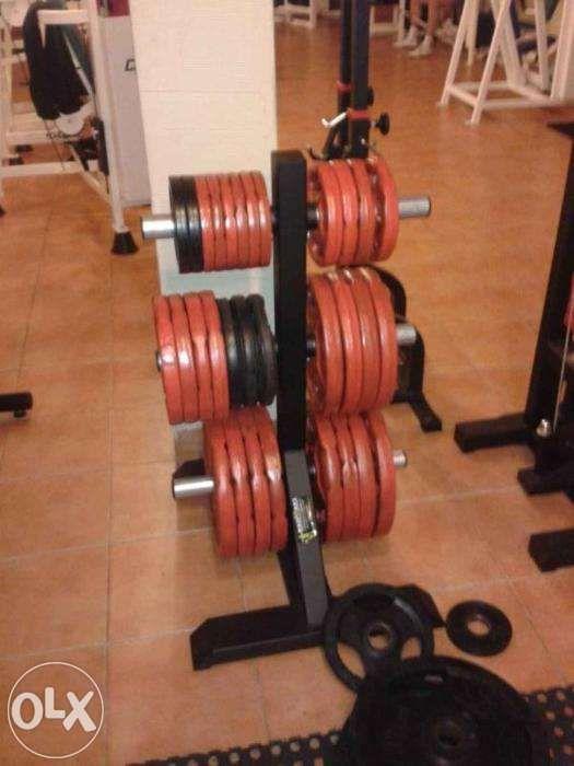 415kg obciążenia fi 51mm obciążenie olimpijskie