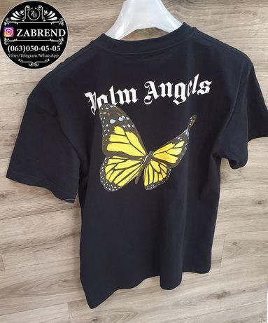 БРЕНДОВЫЕ!! PALM ANGELS, Burberry, женские футболки хлопок люкс качест