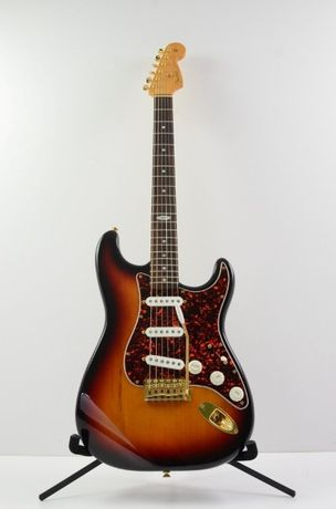 Fender Strat Collector's Edition 1997_USA_papiery_Custom Shop_RZADKI