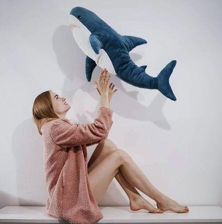 Мягкая игрушка Акула IKEA 100 см оригинал